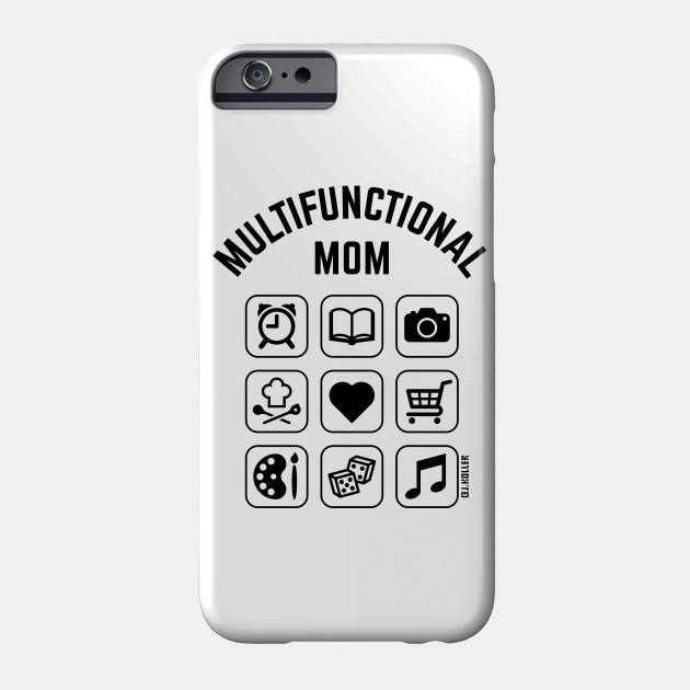 Multifunctional Mom (9 Icons)