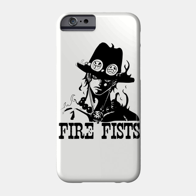 One Piece cool pirates like mafia iphone case