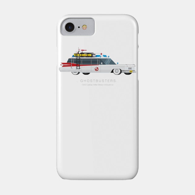 Ghostbusters - Famous Cars