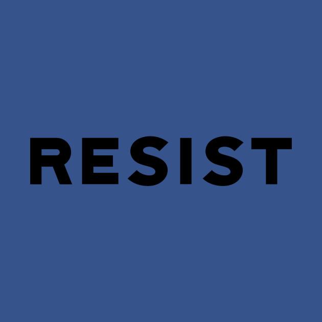 Resist Bold