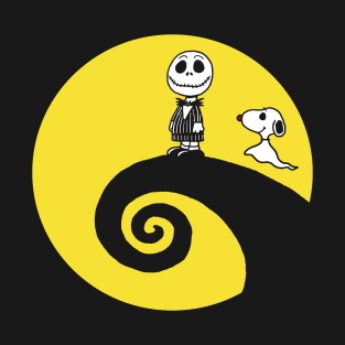 charlie skellignton t shirt by andriu 20 main tag the nightmare before christmas