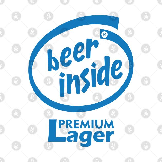 Beer Inside Premium Lager
