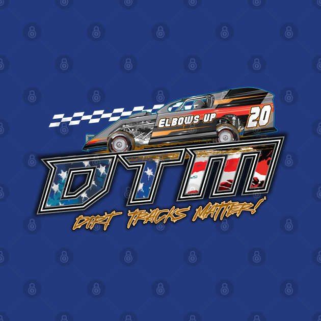 DTM Dirt modified shirt