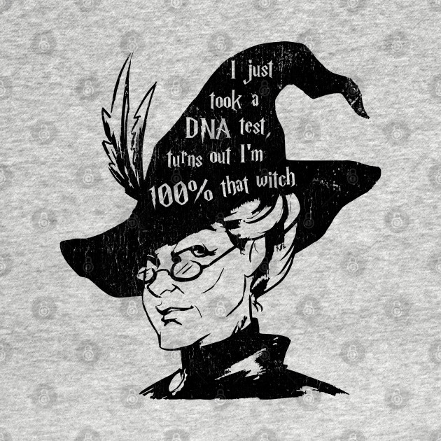 100 That Witch Magical Mcgonagall Witch Design By Kelly Design