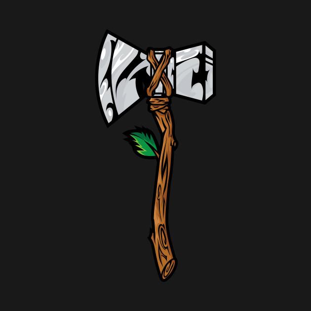 stormbreaker axe thor t shirt teepublic