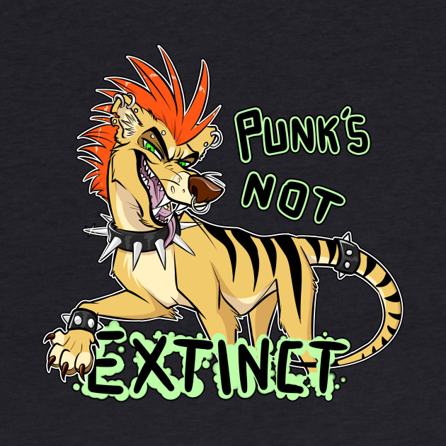 Punk's Not Extinct