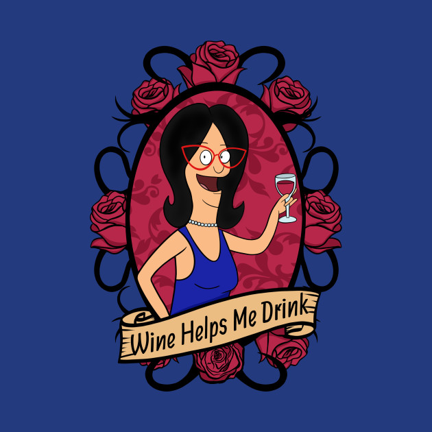 Linda and Wine