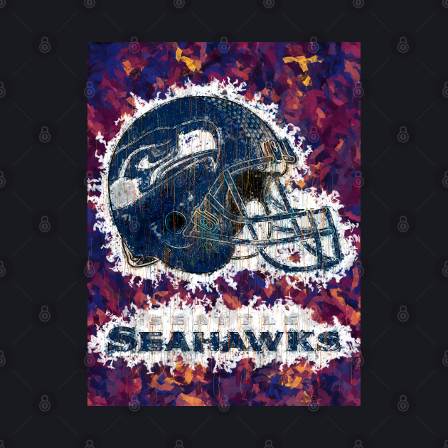 seahawks abstract