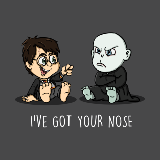 I've got your nose t-shirts