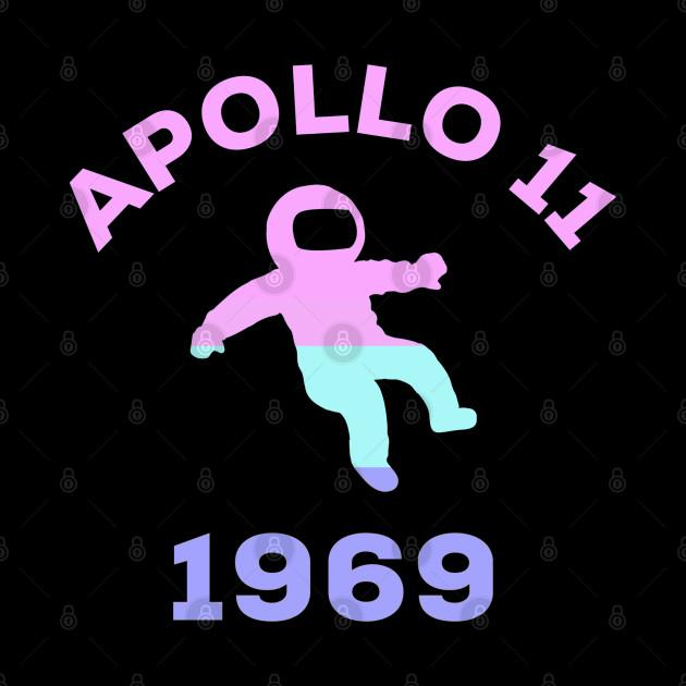Apollo 11 1969 astronaut rocket space idea