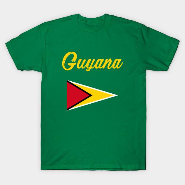Guyana Guyanese Flag carnival
