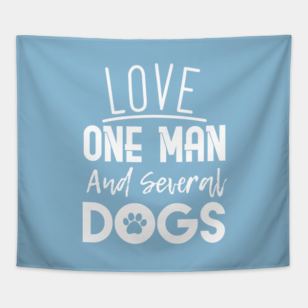 Dog Lover Woman