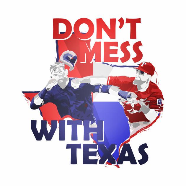 Texas Ranger's Punch