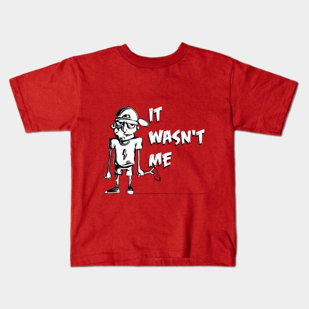af335da7c Funny cartoon t-shirt for all mischievous - Funny Cartoons - Kids T ...