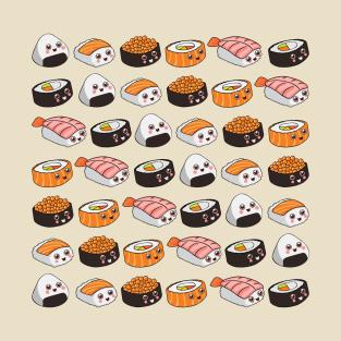 Sushi family