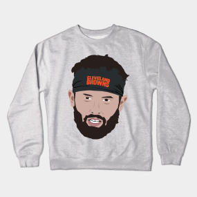 Baker Mayfield Crewneck Sweatshirts Teepublic