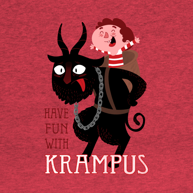 Have Fun With Krampus