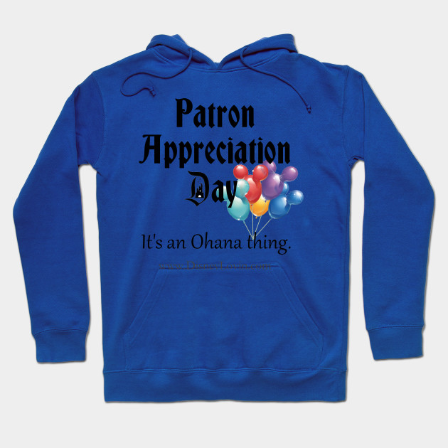 Patron Appreciation Day