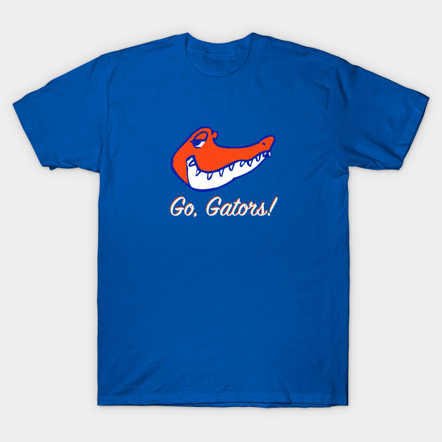 60ee8953 Go Gators Retro Tee