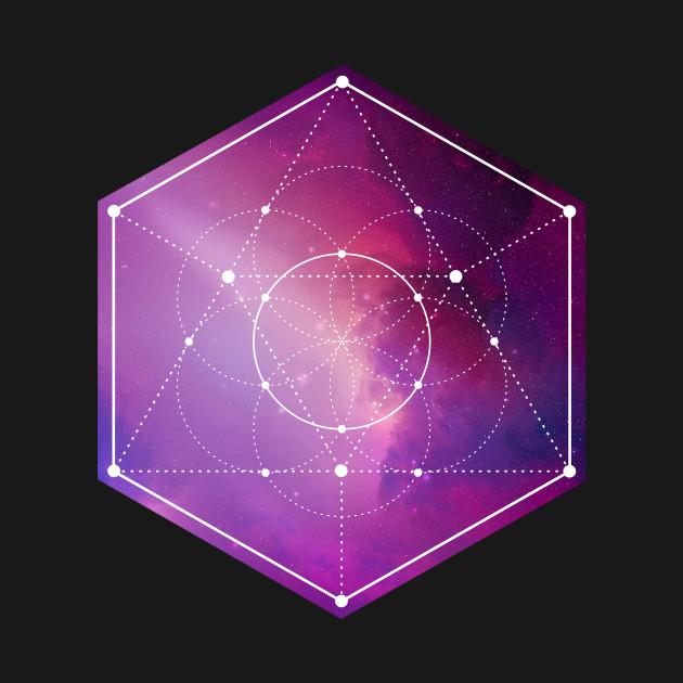Galactic Sacred Geometry