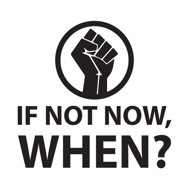 If Not Now, When? Protest Resist Shirts and Hoodies