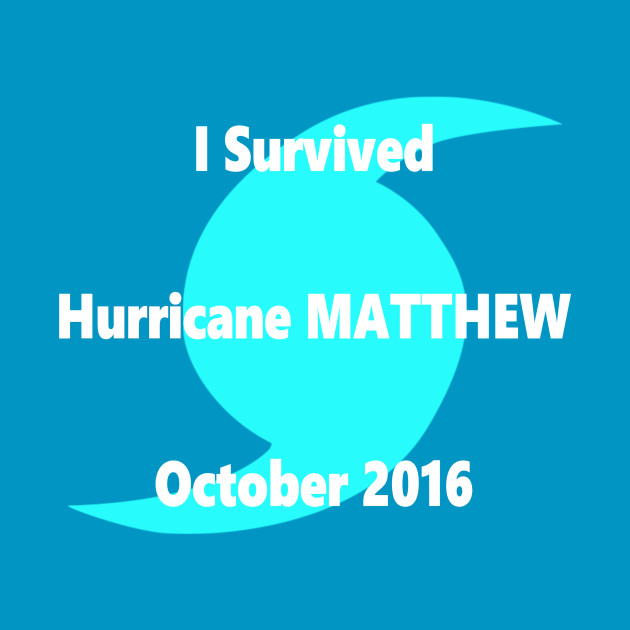 Hurricane Matthew Survivor 2