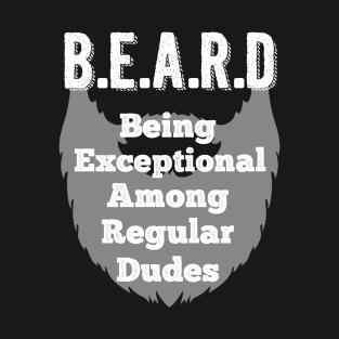 B.E.A.R.D T-shirt t-shirts