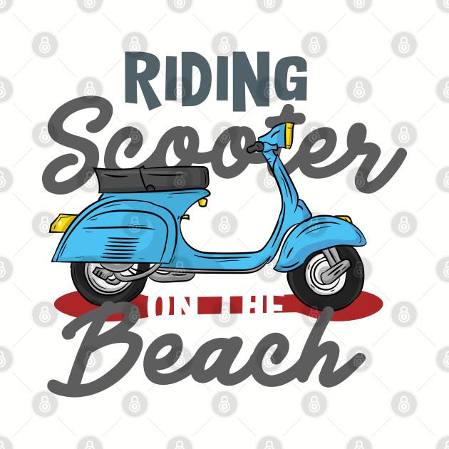 Scooty Riding