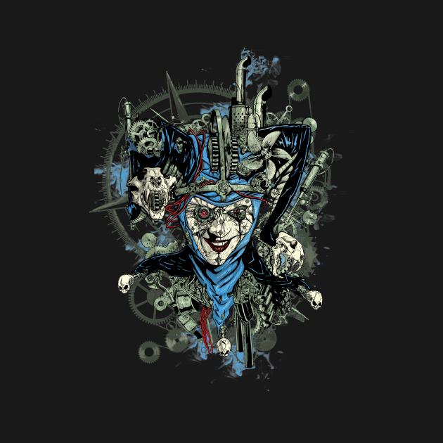 The Steampunk Joker