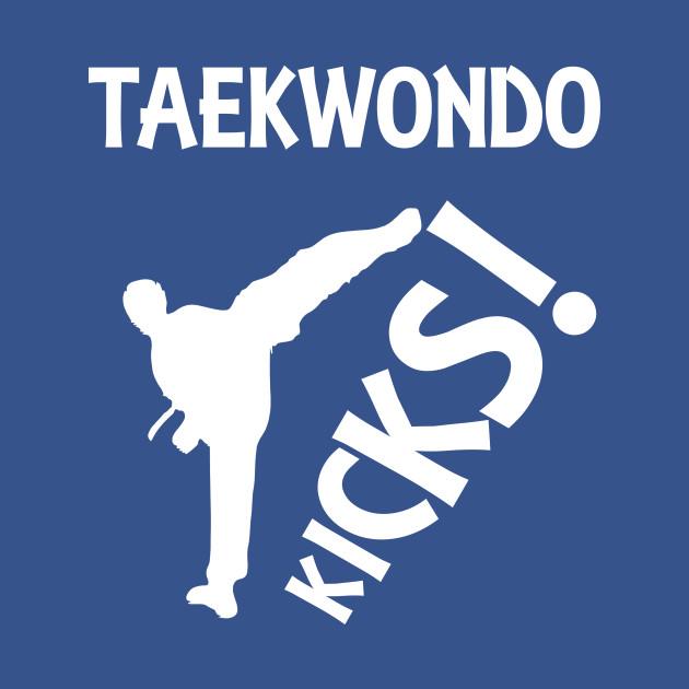 Taekwondo Fans Martial Arts Kicks by flissitations