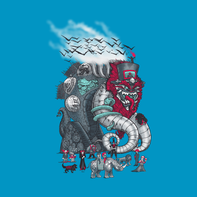 The Dark Circusbot