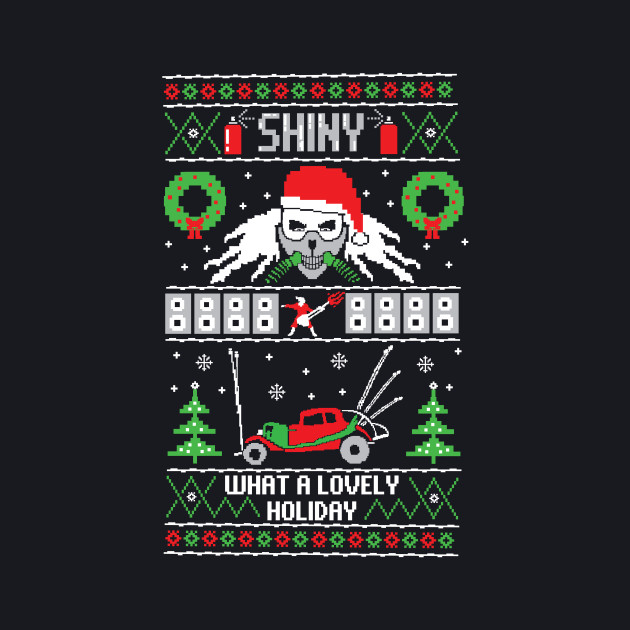 Mad Max Ugly Xmas Sweater