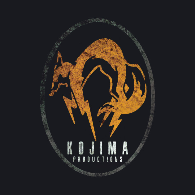 Kojima Productions (Distressed)