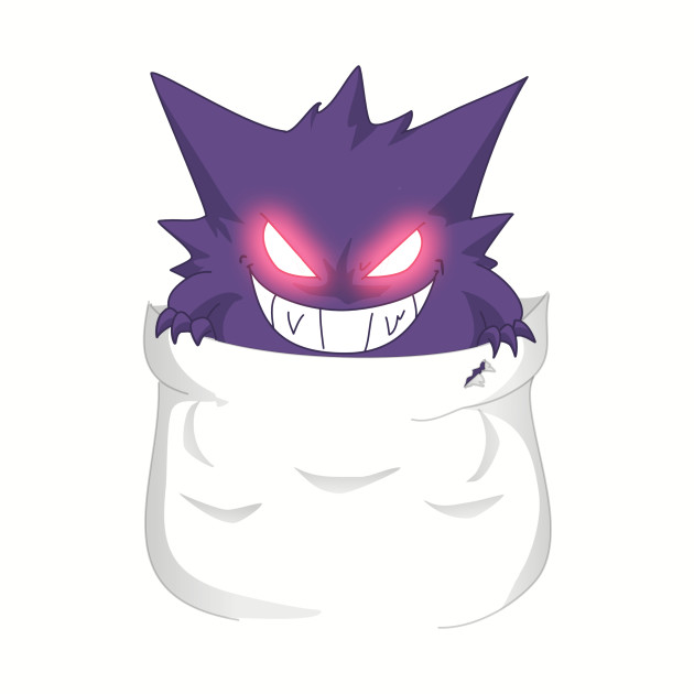 Poke me if you dare, Pocket Gengar