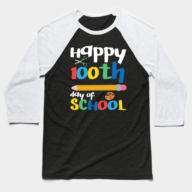 100th Day Of School Shirt Happy Funny Child Teacher Student