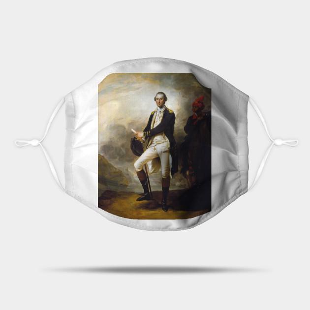 John Trumbull George Washington