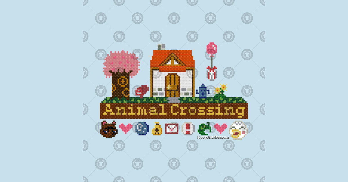 Animal Crossing Clothes Designs Pixel Art