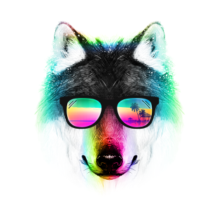 Summer Wolf t-shirts