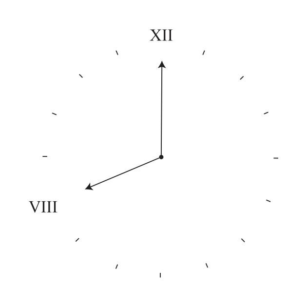 Eight o'clock T-shirt