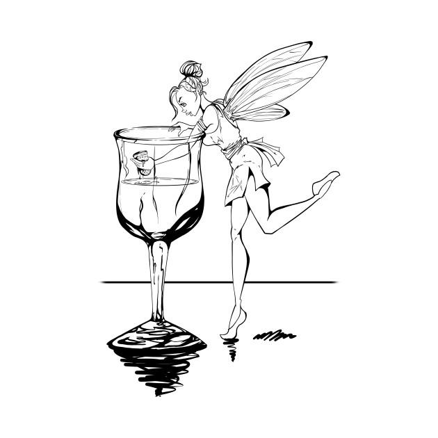 Wine Faerie