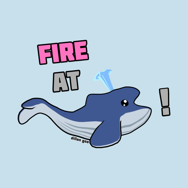 Fire at Whale! - Katsuwatch