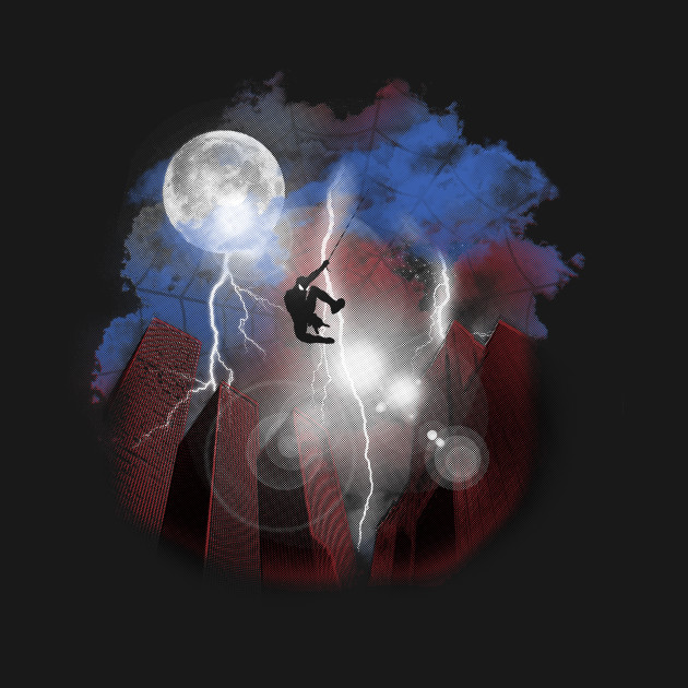 Night Of The Spider T-Shirt