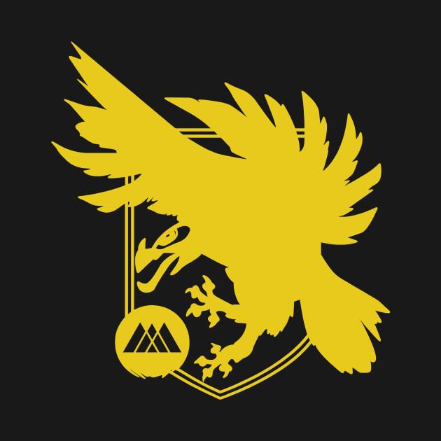 warlock symbol destiny tshirt teepublic
