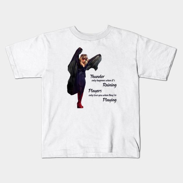 5ad68b0c5 Stevie Nicks - Stevie Nicks - Kids T-Shirt   TeePublic