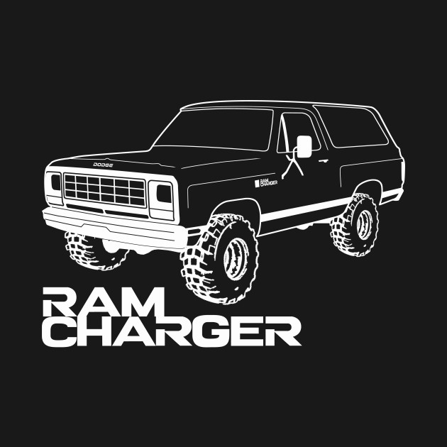 OBS Ram Charger White Print