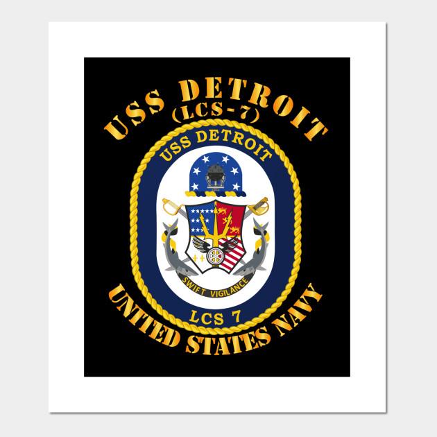 USS Detroit (LCS-7)