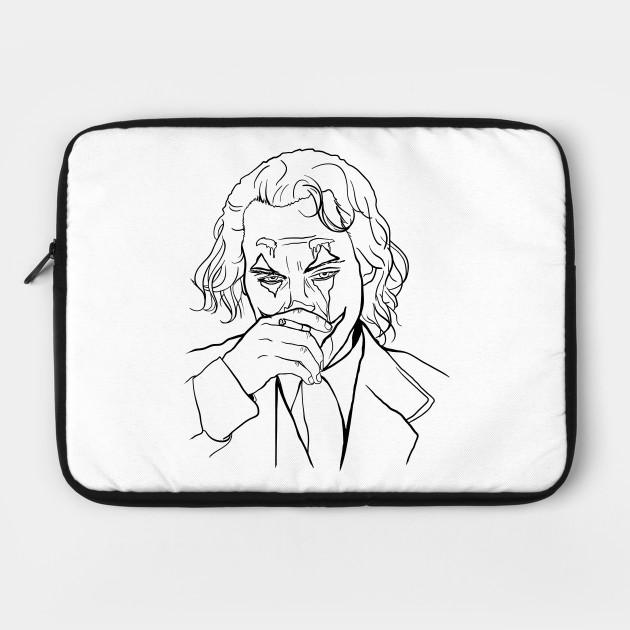 Joker Joaquin Phoenix By Yamara