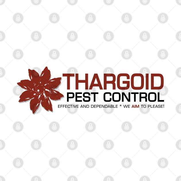 THARGOID PEST CONTROL