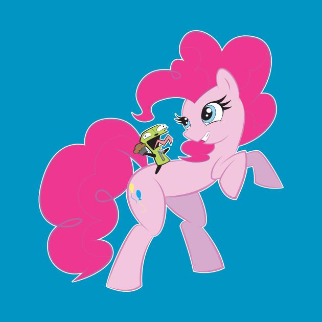 Pinkie and Grrr!