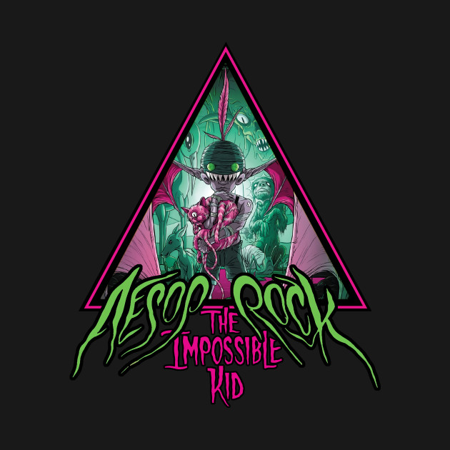 Aesop Rock Impossible Kid Triangle